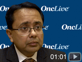 Dr. Agarwal Discusses Recent FDA Approvals in RCC