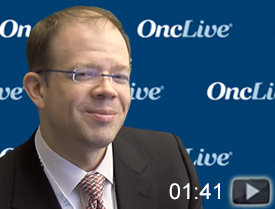 Dr. Logan Discusses Acalabrutinib in CLL