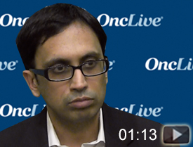 Dr. Singal Discusses Sequencing Therapy for HCC