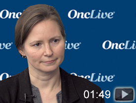 Dr. Duffield on Implications for Immunotherapy in Nasopharyngeal Carcinoma