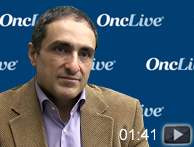 Dr. Andreadis on the Current State of CAR T-Cell Therapy in Lymphoma