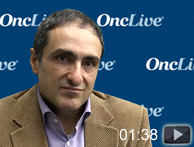 Dr. Andreadis Discusses Toxicities With CAR T-Cell Therapy
