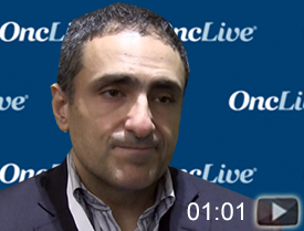 Dr. Andreadis Discusses the Role of Ibrutinib in DLBCL