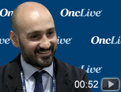 Dr. Argiles Discusses the Role of Immunotherapy in CRC