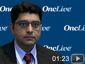 Dr. Awan Discusses Venetoclax in CLL