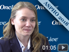 Dr. Bailey Discusses Key Molecular Pathways in Bone Sarcoma