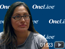 Dr. Barrientos Discusses Ibrutinib in Elderly Populations With CLL