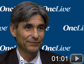 Dr. Becerra Discusses an Investigational Cellular Therapy in CRC