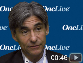 Dr. Becerra Discusses Dosing Strategies in CRC