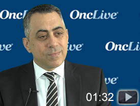 Dr. Bekaii-Saab Discusses QoL With Regorafenib Dose Escalation in mCRC