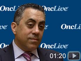 Dr. Bekaii-Saab Discusses Regorafenib Use in mCRC