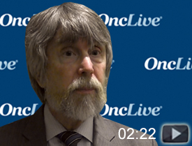 Dr. Benson on Considerations for Advanced CRC Treatment
