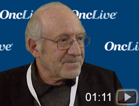 Dr. Berek Discusses the Impact of PARP Inhibitors on Ovarian Cancer