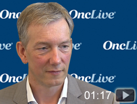 Dr. Borchmann Discusses the Updated Analysis of JULIET in DLBCL