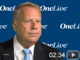 Dr. Borgen Discusses Axillary Node Dissection in Early-Stage Breast Cancer