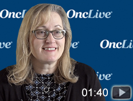 Dr. Brahmer Discusses Second-Line Pembrolizumab in NSCLC