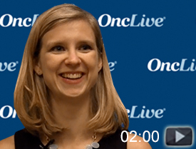 Dr. Brander Discusses the Frontline Treatment of CLL