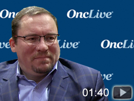 Dr. Brentjens Discusses Potential for CAR T-Cell Therapy in Solid Tumors