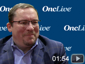 Dr. Brentjens Discusses Toxicities Associated With CAR T-Cell Therapy