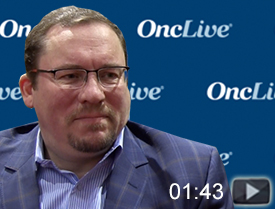 Dr. Brentjens on Managing Patients After CAR T-Cell Therapy