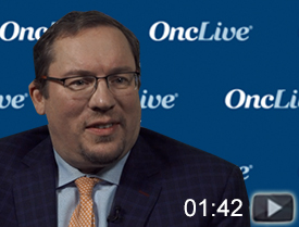 Dr. Brentjens Discusses Targets for CAR T-Cell Therapy