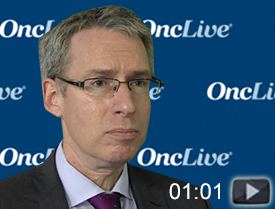 Dr. Camidge Discusses Unmet Needs in ALK+ Lung Cancer