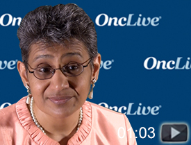 Dr. Chagpar Discusses Benefit of Primary Tumor Surgery in Breast Cancer