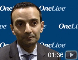 Dr. Chari Discusses the Importance of the ARROW Trial in Myeloma