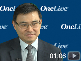 Dr. Chau on the Tolerability of Ramucirumab Plus Pembrolizumab in Gastric/GEJ Cancer