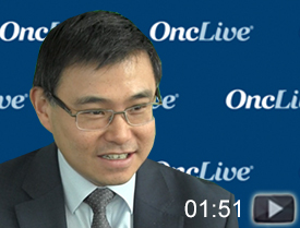 Dr. Chau on Findings of Ramucirumab Plus Pembrolizumab in Gastric/GEJ Cancer