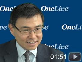 Dr. Chau on Findings of Ramucirumab Plus Pembrolizumab in Gastric/GEJ Cancer