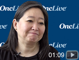Dr. Chi on Response to Tazemetostat in Children With INI1-Negative Tumors