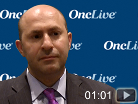 Dr. Choueiri Discusses the Current State of RCC Treatment