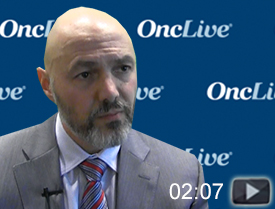 Dr. Cohen Discusses Entrectinib in Head and Neck Cancer
