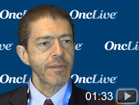Dr. Cortes Discusses Quizartinib in AML