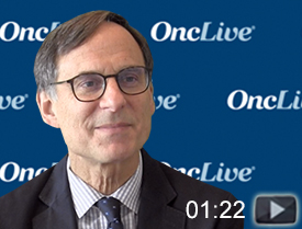 Dr. Coutre Discusses Challenges With CAR T-Cell Therapy in ALL