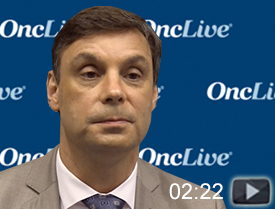 Dr. George Discusses an Analysis of the S-TRAC Study in RCC