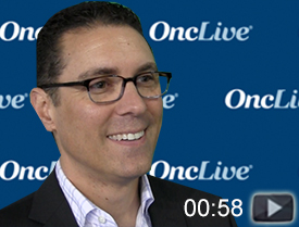 Dr. Doebele Discusses Brain Metastases in ROS1+ NSCLC