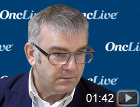 Dr. Emberton Addresses Issues in Diagnosing Localized Prostate Cancer