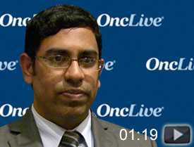 Dr. Epperla Discusses the Current Treatment of MCL