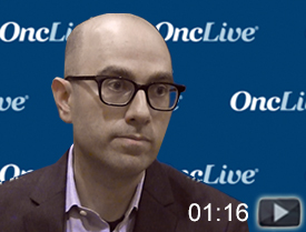 Dr. Smith Discusses CAR T Cell Persistence in Myeloma