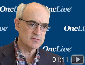 Dr. Vokes Discusses Patient Characteristics and Immunotherapy in NSCLC