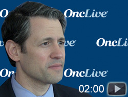 Dr. Feldman on Study of Active Surveillance in Younger Men With Prostate Cancer