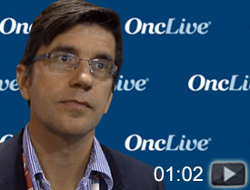 Dr. Forster Discusses the ATLANTIS Study in Small-Cell Lung Cancer