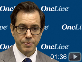 Dr. Galsky Discusses Neoadjuvant Immunotherapy in Bladder Cancer