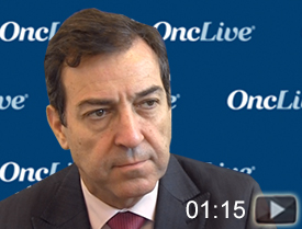 Dr. Garcia-Sanz on Combination Chemotherapy for Relapsed/Refractory Hodgkin Lymphoma