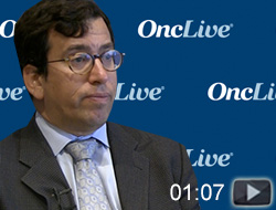 Dr. Garon on Differences Between Antiangiogenic Agents in Lung Cancer