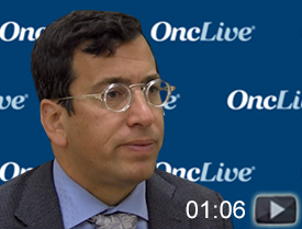 Dr. Garon on Immunotherapy Combinations in NSCLC
