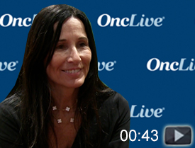 Dr. Gasparetto on Next Steps With Selinexor and Daratumumab in Multiple Myeloma