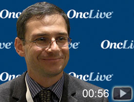 Dr. Geynisman Discusses Immunotherapy in RCC
